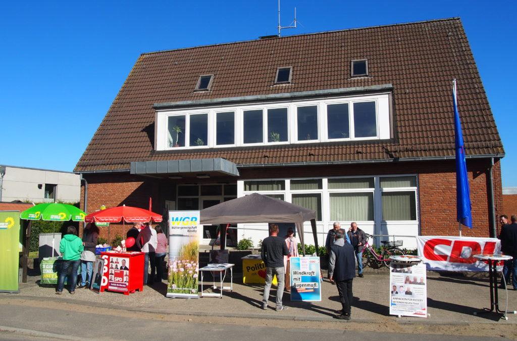 Sensationelles Ergebnis bei den Wahlen in Rieseby – DANKE an alle Unterstützer!